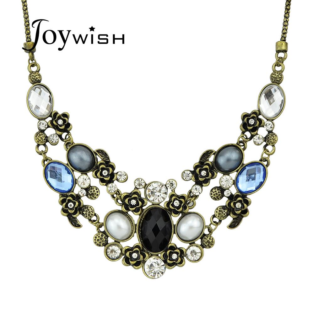Ethnic Jewelry Collares Vintage Necklaces Charming