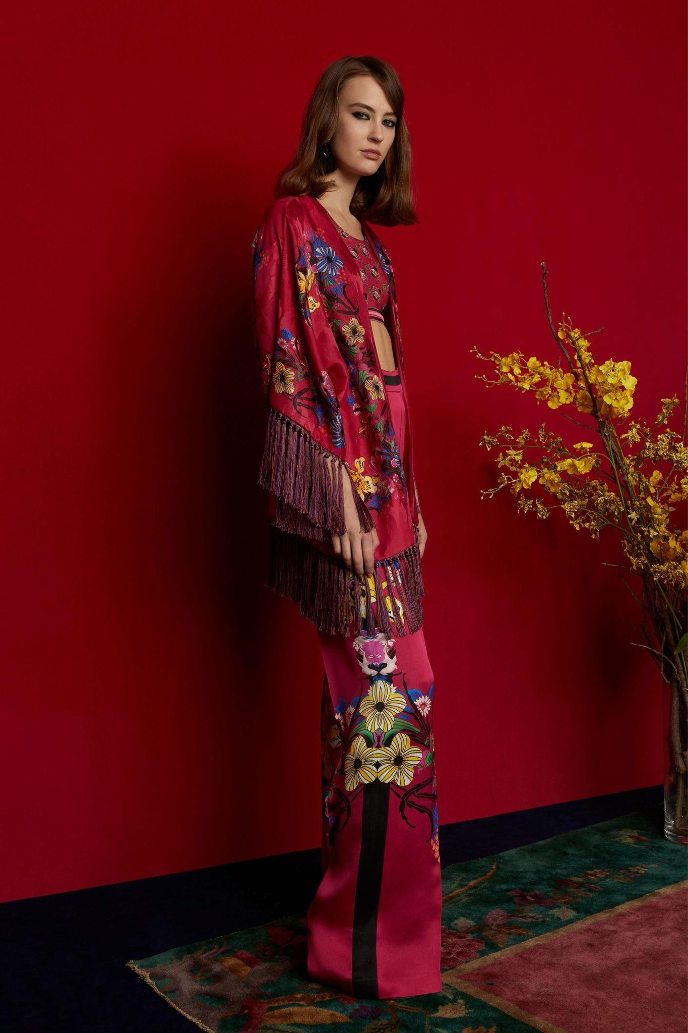 Etro Pre Fall 2018 Collection Les Ons