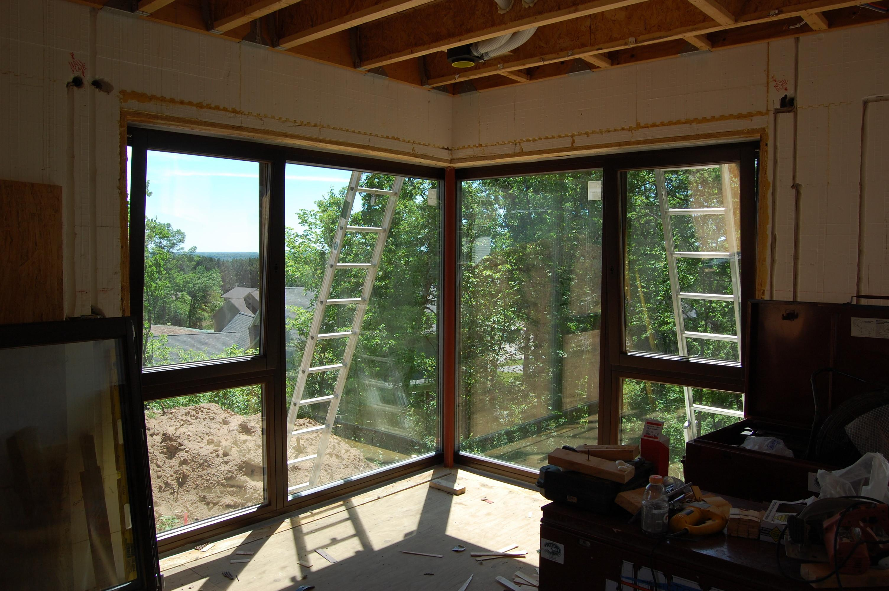 Event Passive House Woods