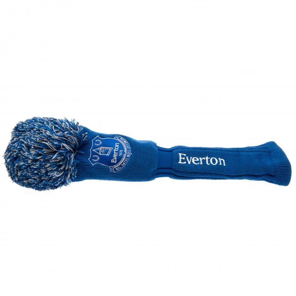 Everton Headcover Pompom Driver Football Gifts Store
