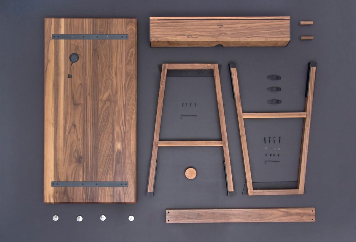 Examples High End Flat Pack Furniture Designs