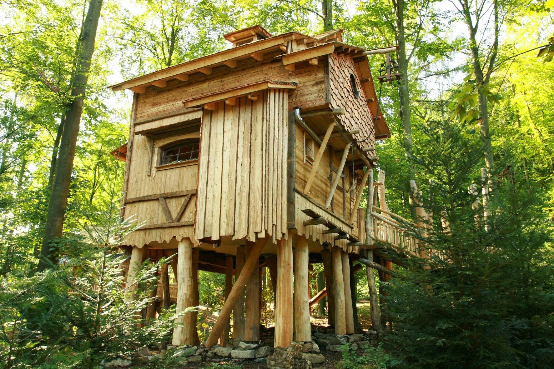 Excellent Cool Kids Tree Houses