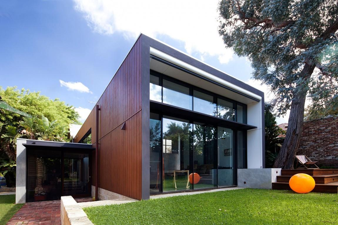 Excellent Extension Australian House Has Perfectly