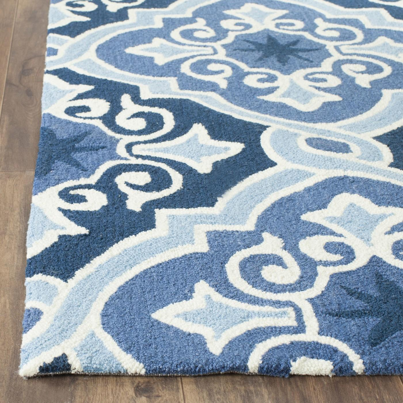 Excellent Navy Blue Bath Rug Design Ideas Direct Divide