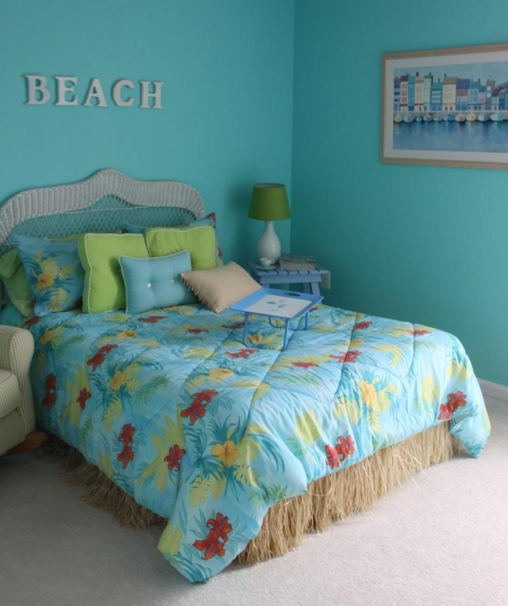 Exciting Beach Bedroom Themes Truly Refreshing