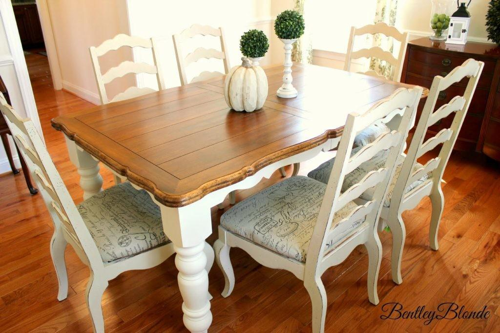 Exciting Bentleyblonde Diy Farmhouse Table Dining Set