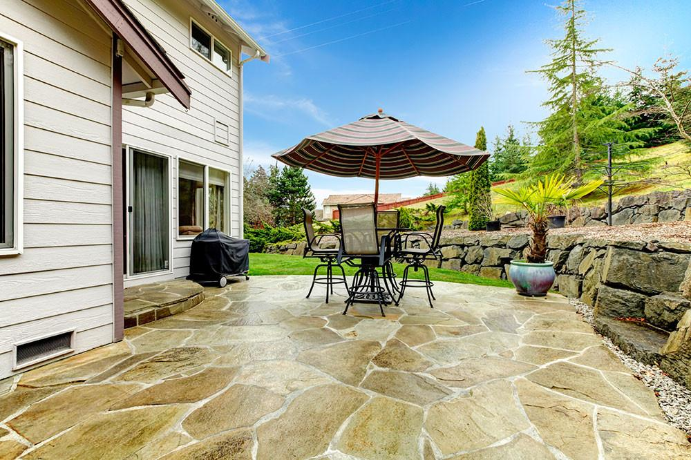 Exciting Trends Patio Design Western Lehigh Landscape