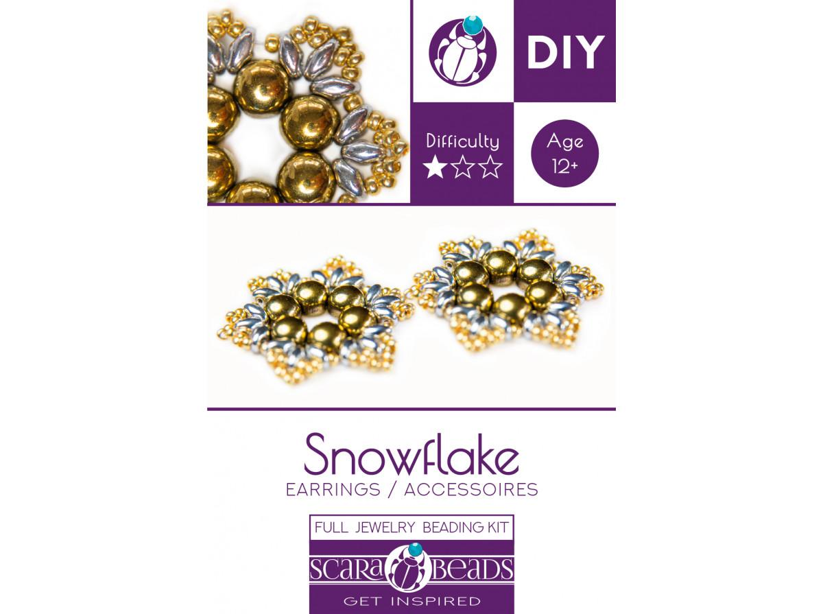 Exclusive Beading Kit Making Two Jewelry Diy