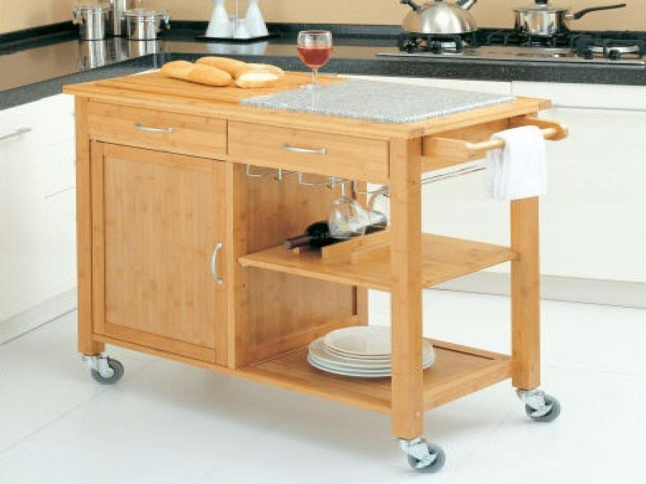 Exellent Kitchen Island Open Shelves Shelving Islands
