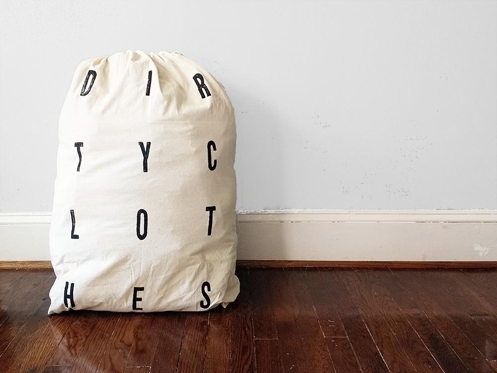 Exodus Treasures Diy Scramble Laundry Bag