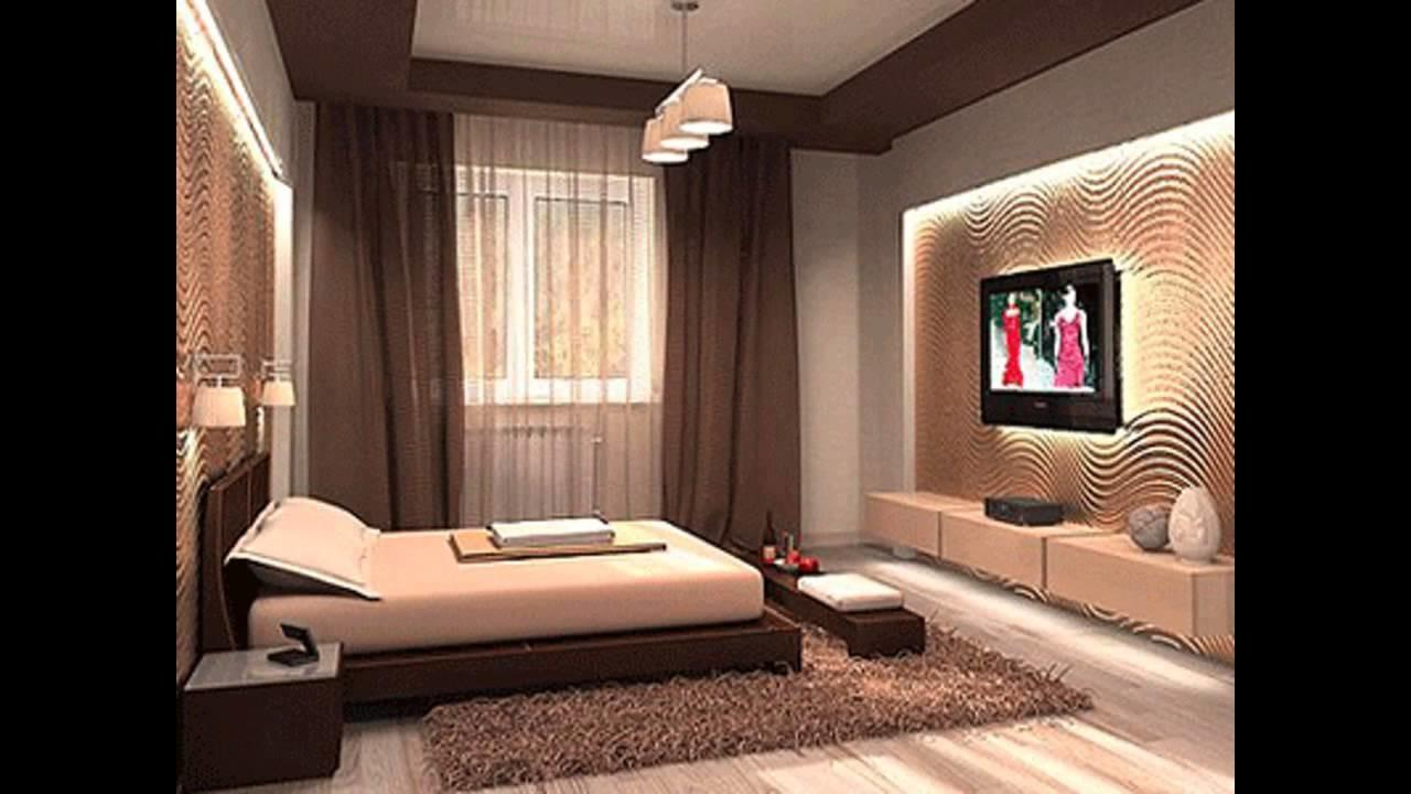 Exotic Male Bedroom Decorating Ideas
