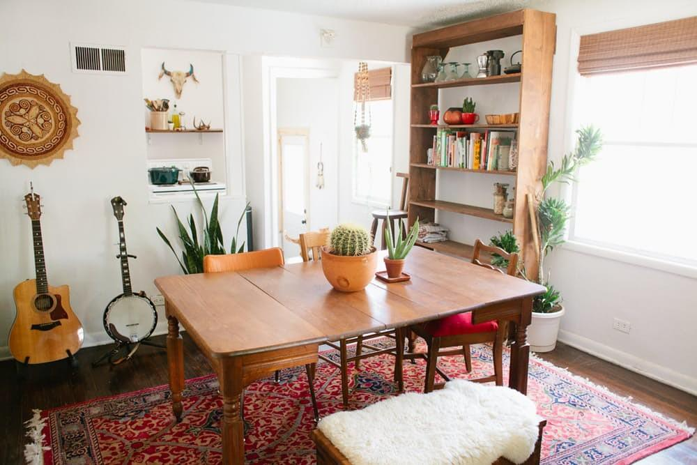 Expandable Dining Room Tables Narrow Spaces