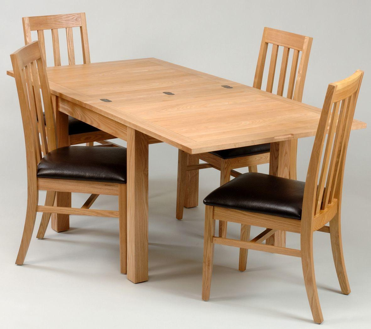 Expandable Dining Table Enjoying Friendly