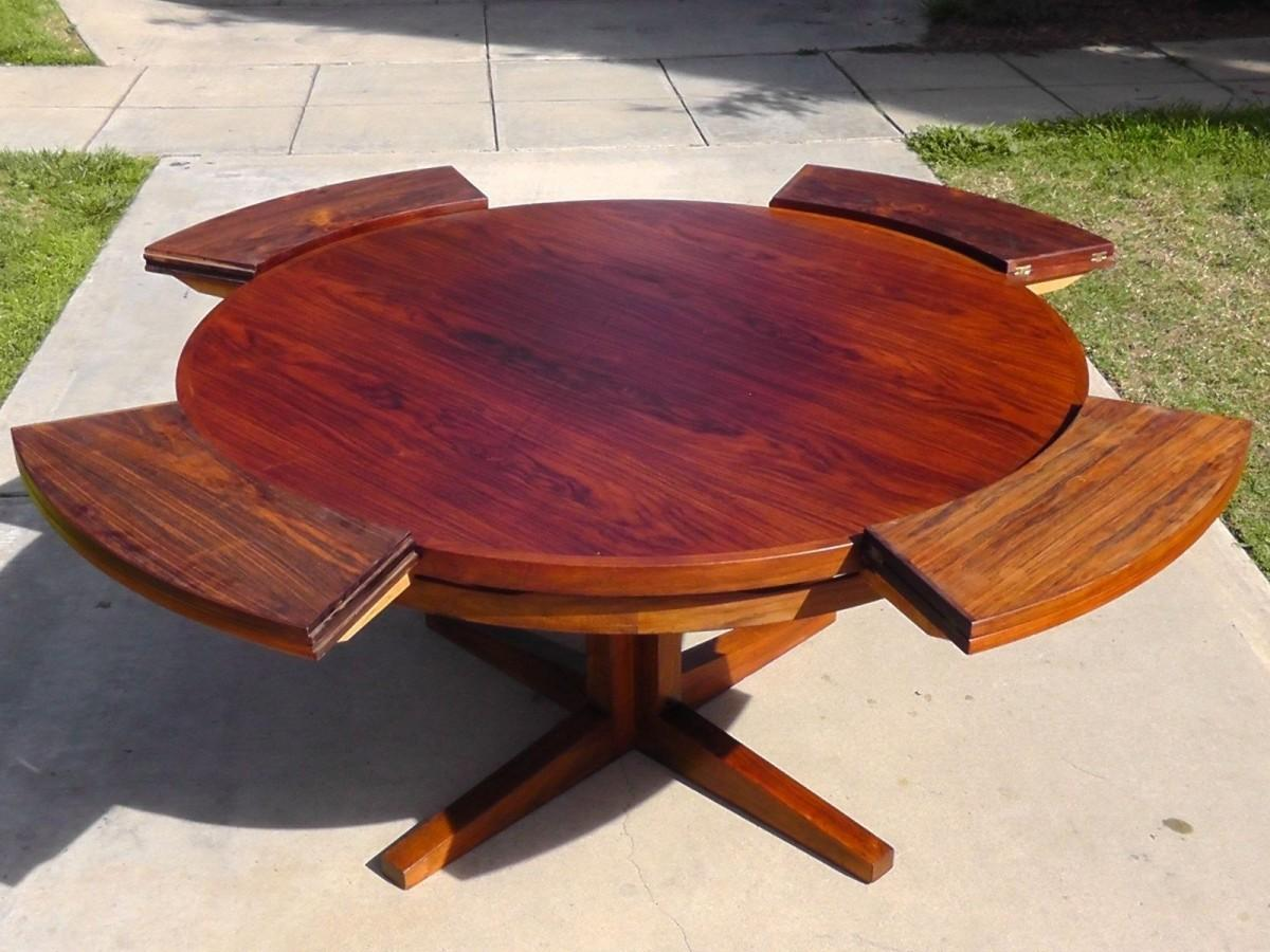 Expandable Dining Table Ideas Decorating
