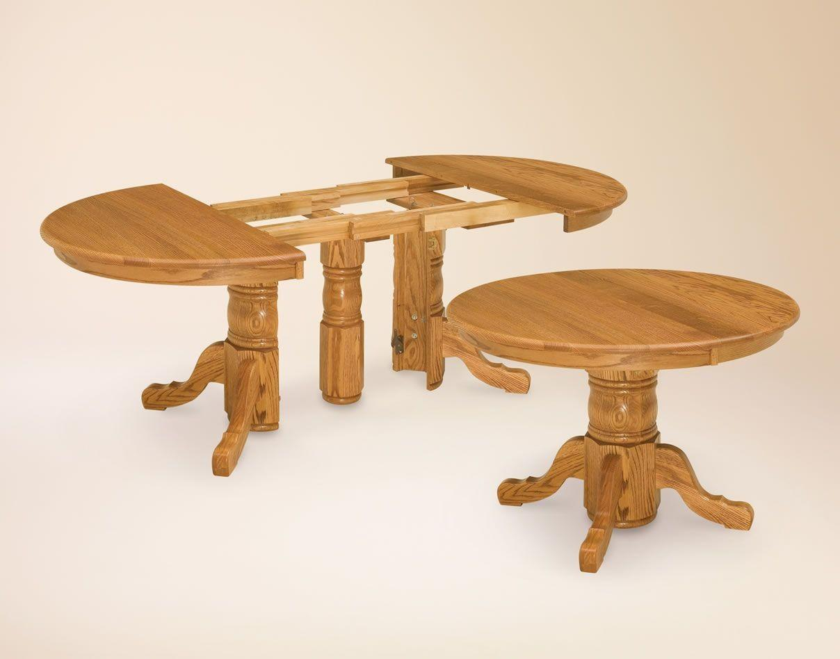 Expandable Wood Dining Table Dmdmagazine Home Interior