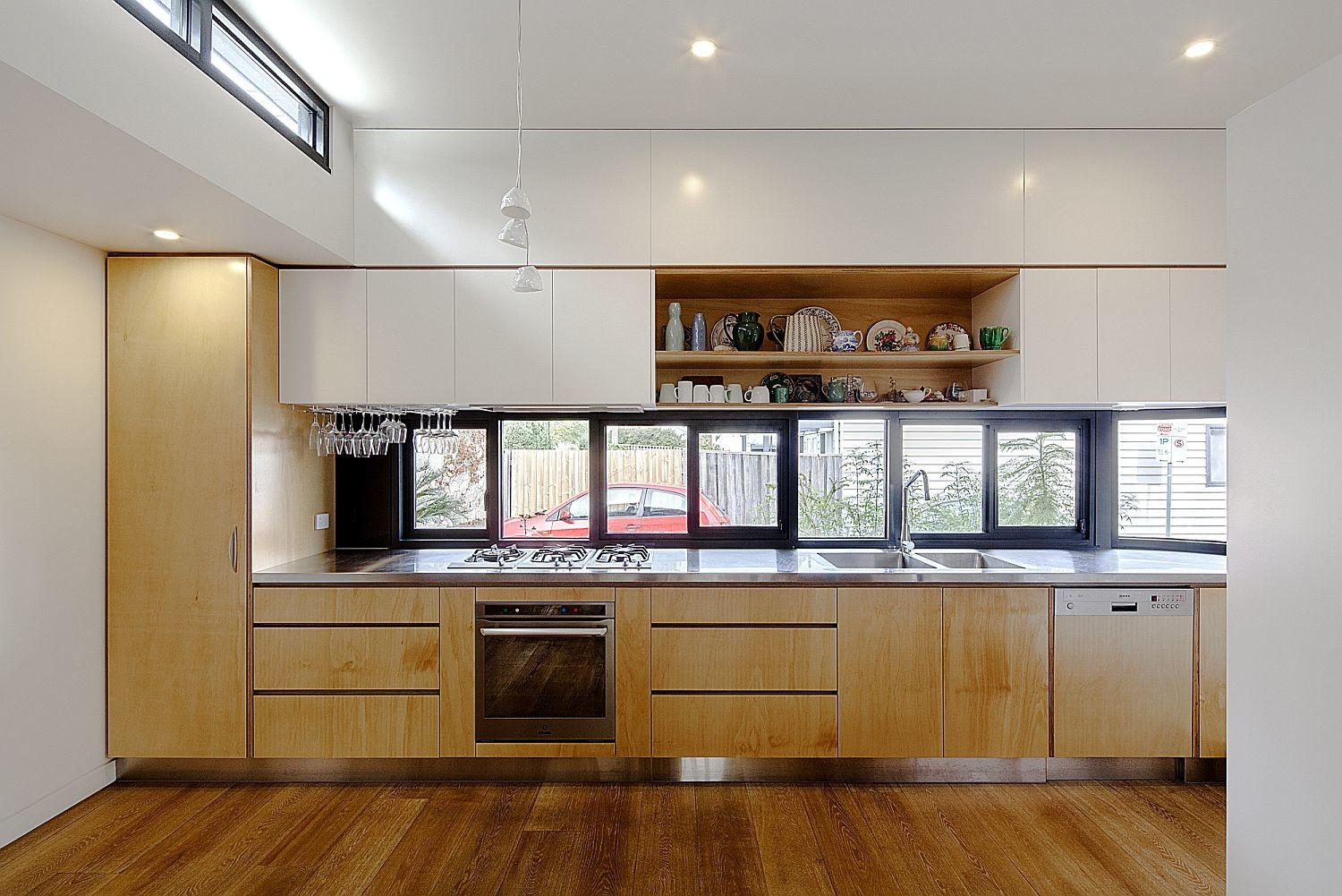 Expansive Victorian Home Revamped Into Sensible Modern