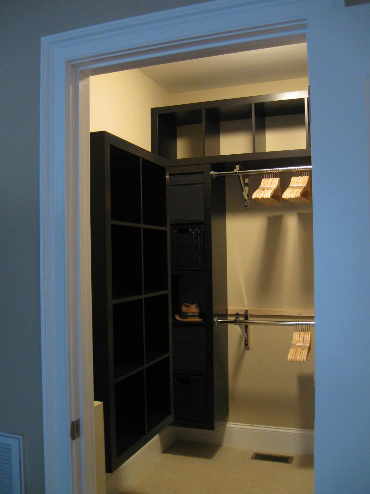 Expedit Closet Small Walk Livemodern Your Best