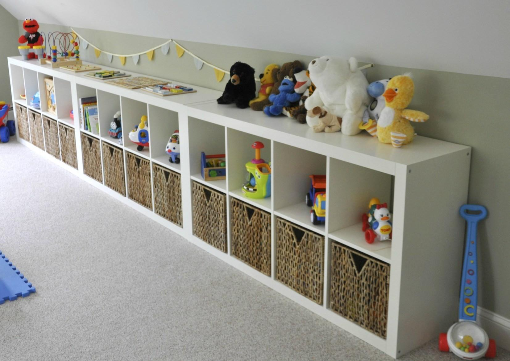 Expedit Playroom Storage Sisters Cities
