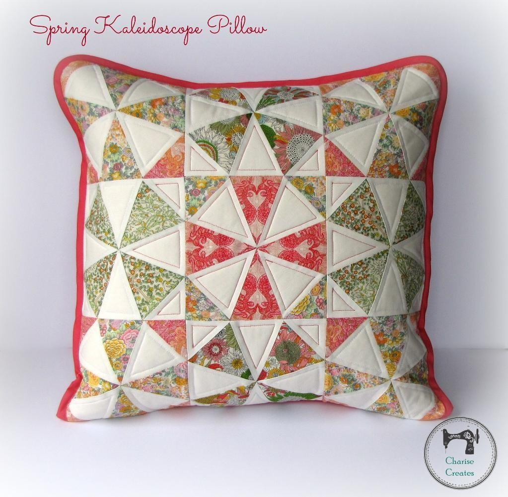 Explore Colorful Kaleidoscope Quilting