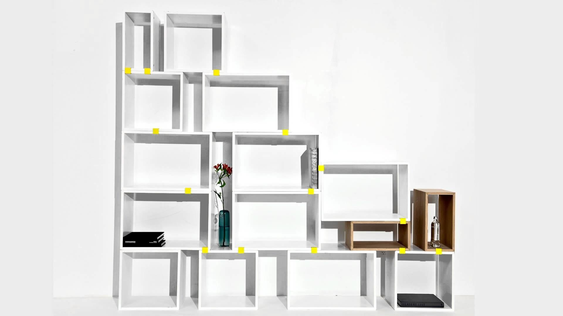 Explore Infinite Possibilities Stacked Shelving