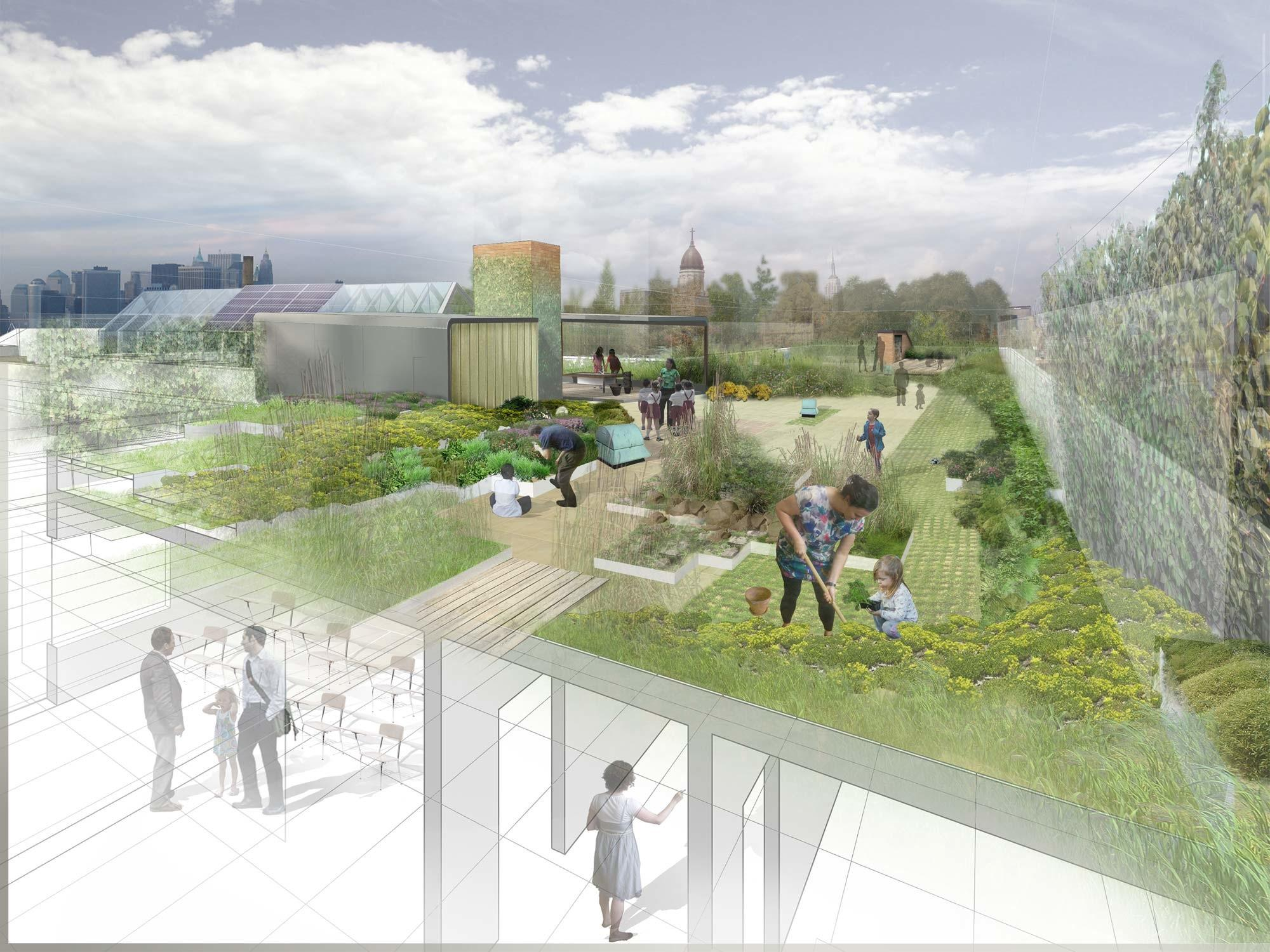 Exploring World Green Roofs Underground Homes