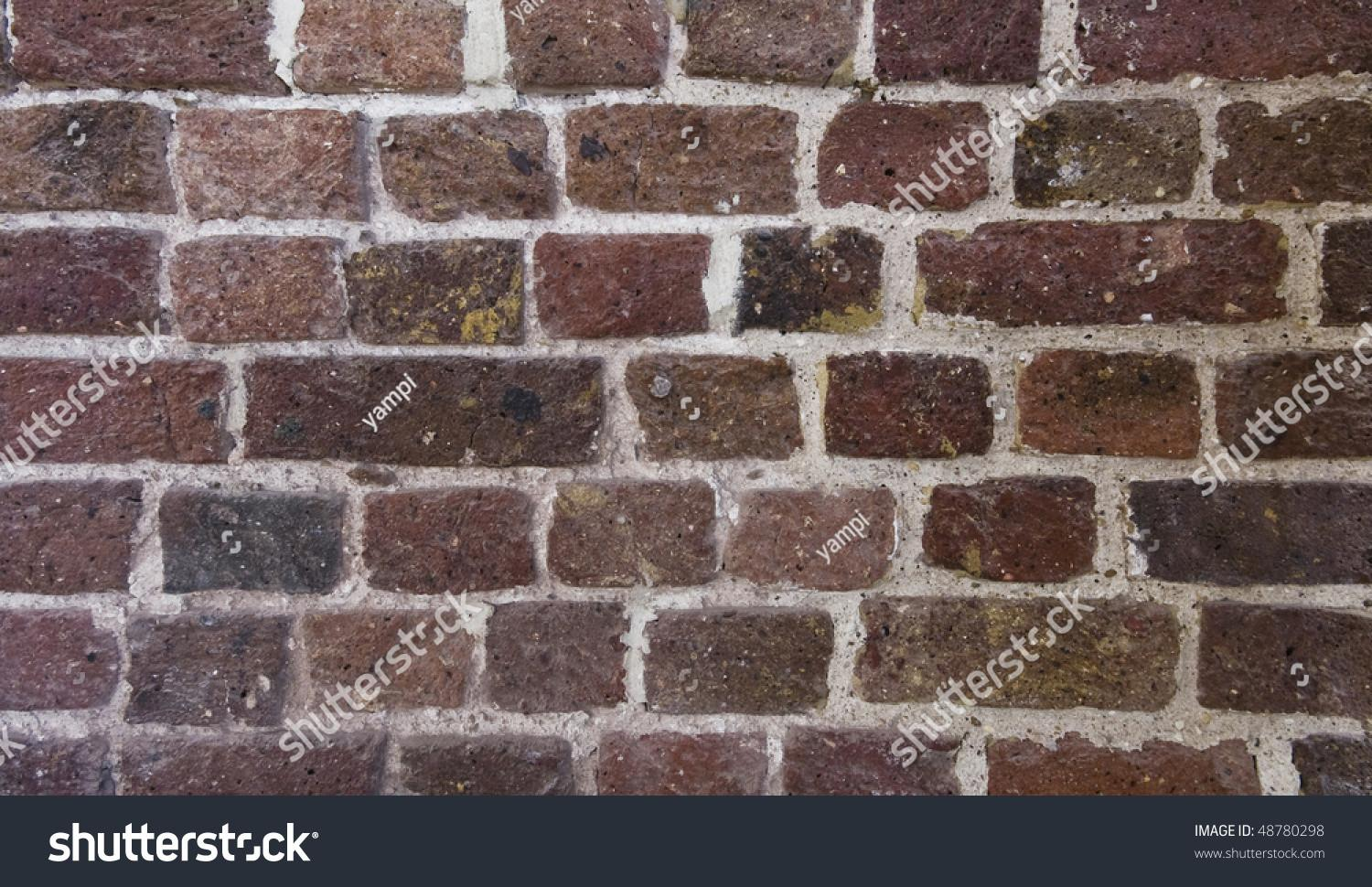 Exposed Brick Wall Texture Warehouse Conversion Stock