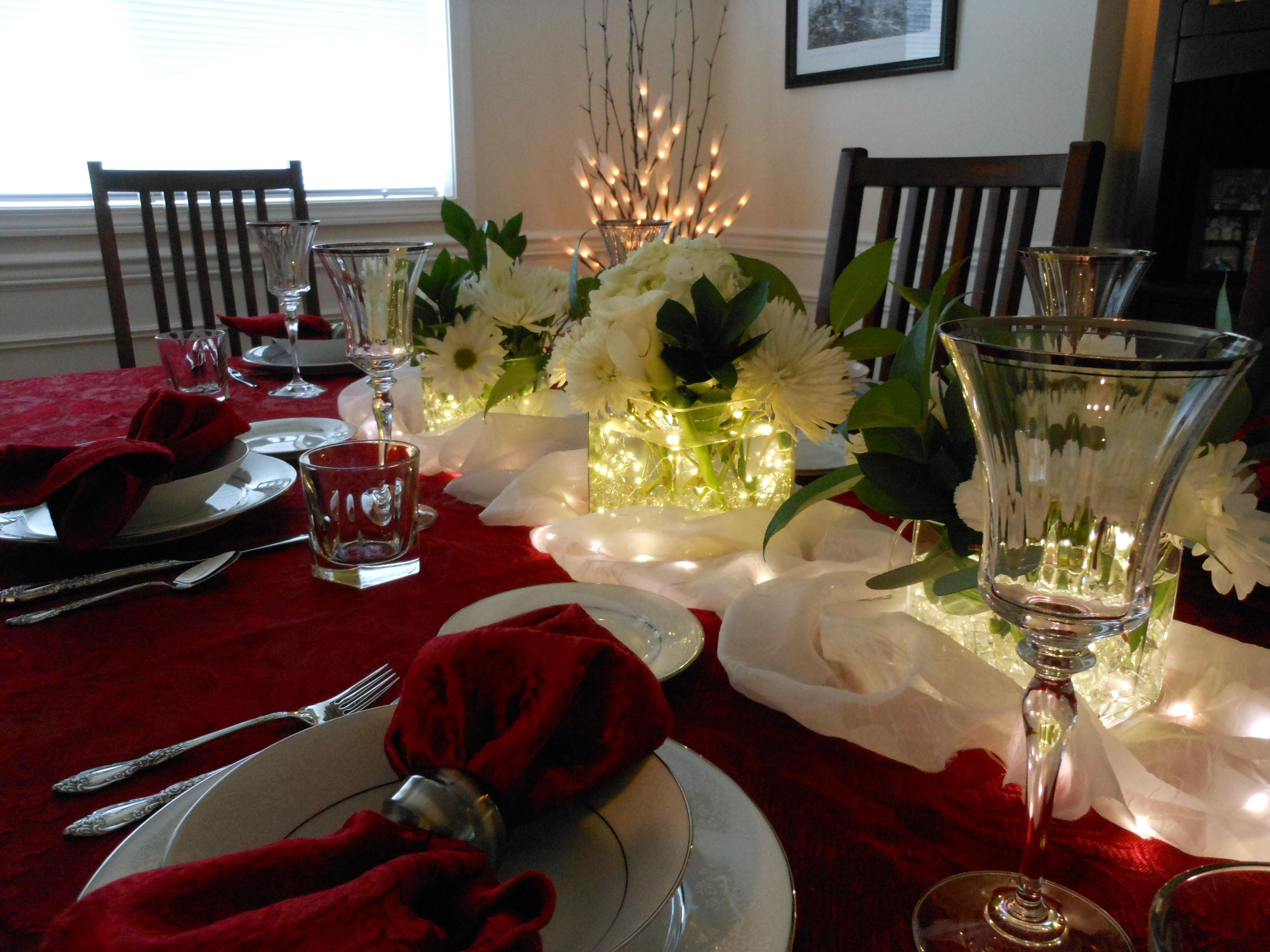 Exquisite Thanksgiving Decorations Home Red