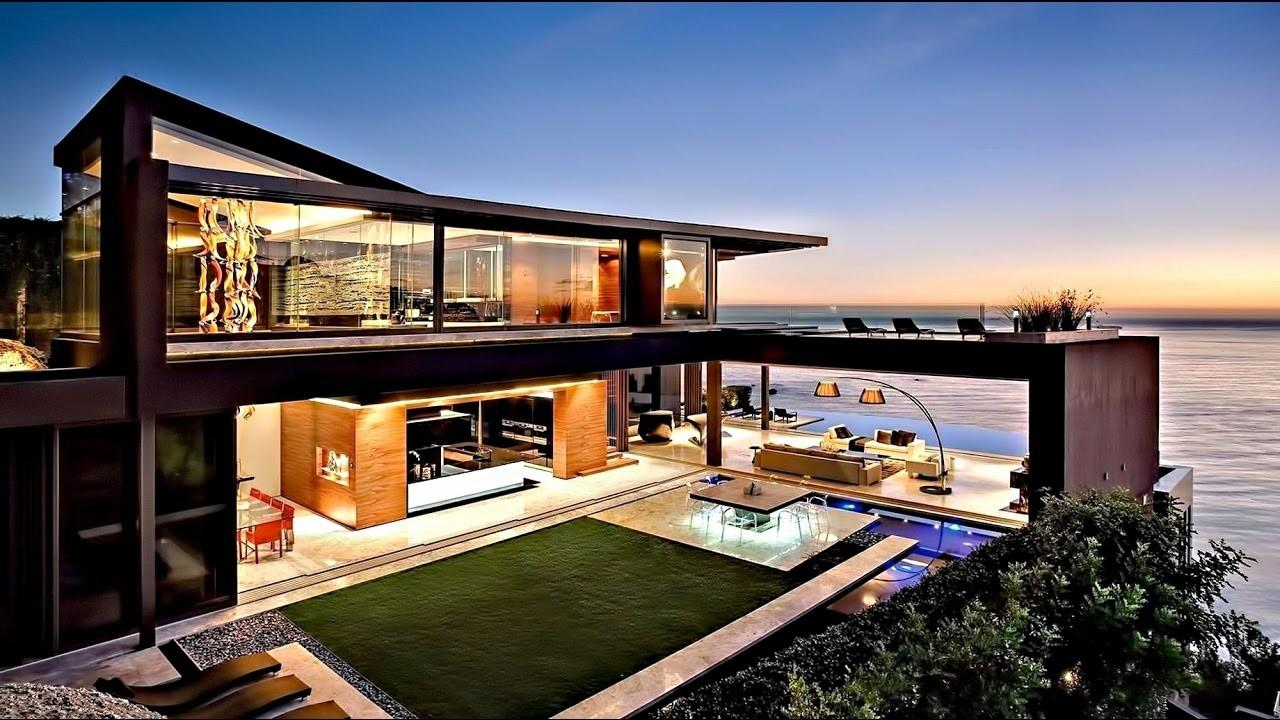 Exquisite Ultra Modern Contemporary Luxury Residence
