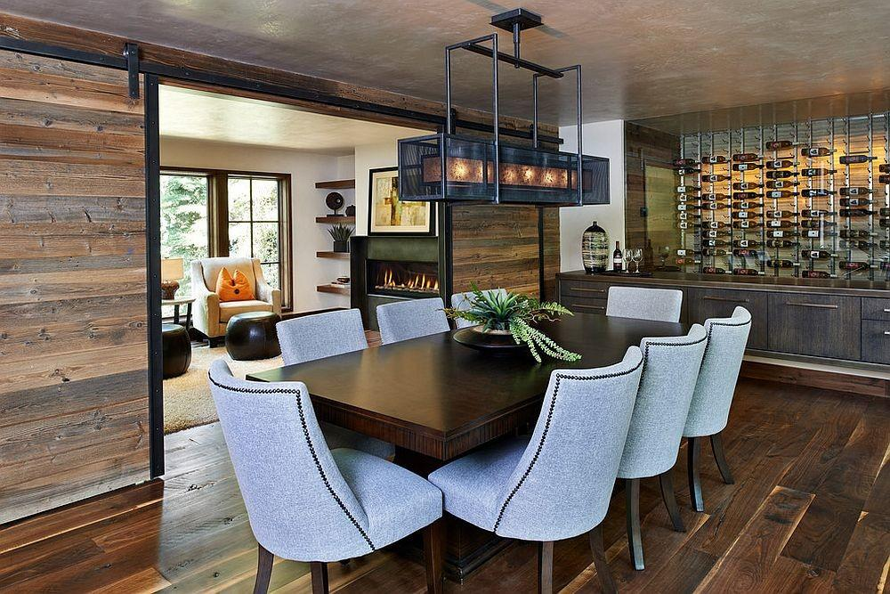 Exquisite Ways Incorporate Reclaimed Wood Into Your