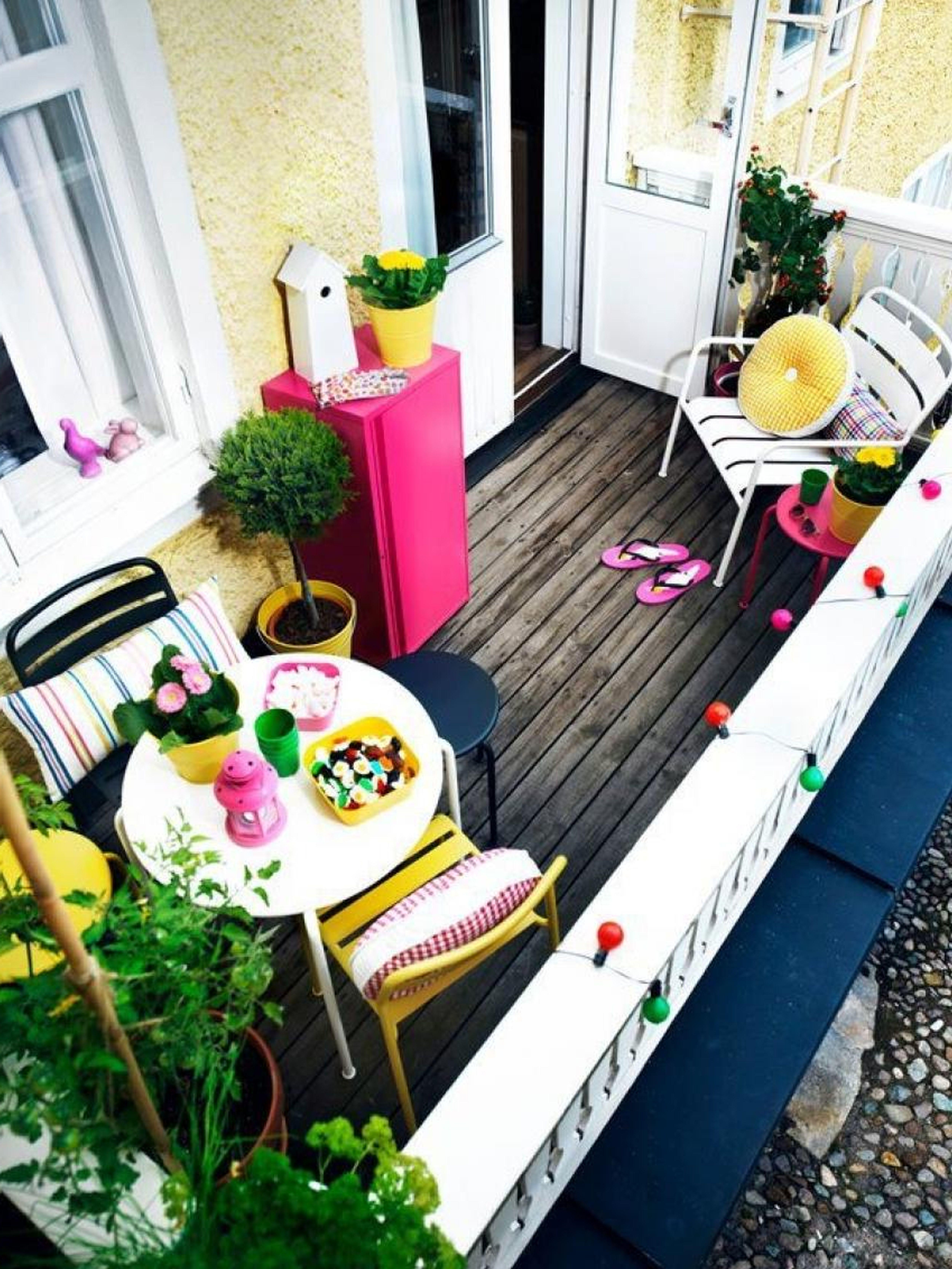 Exterior Design Beautiful Balcony Ideas Fascinating