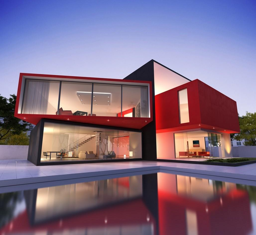 Exterior House Colors Minimalist Modern Outside Colour