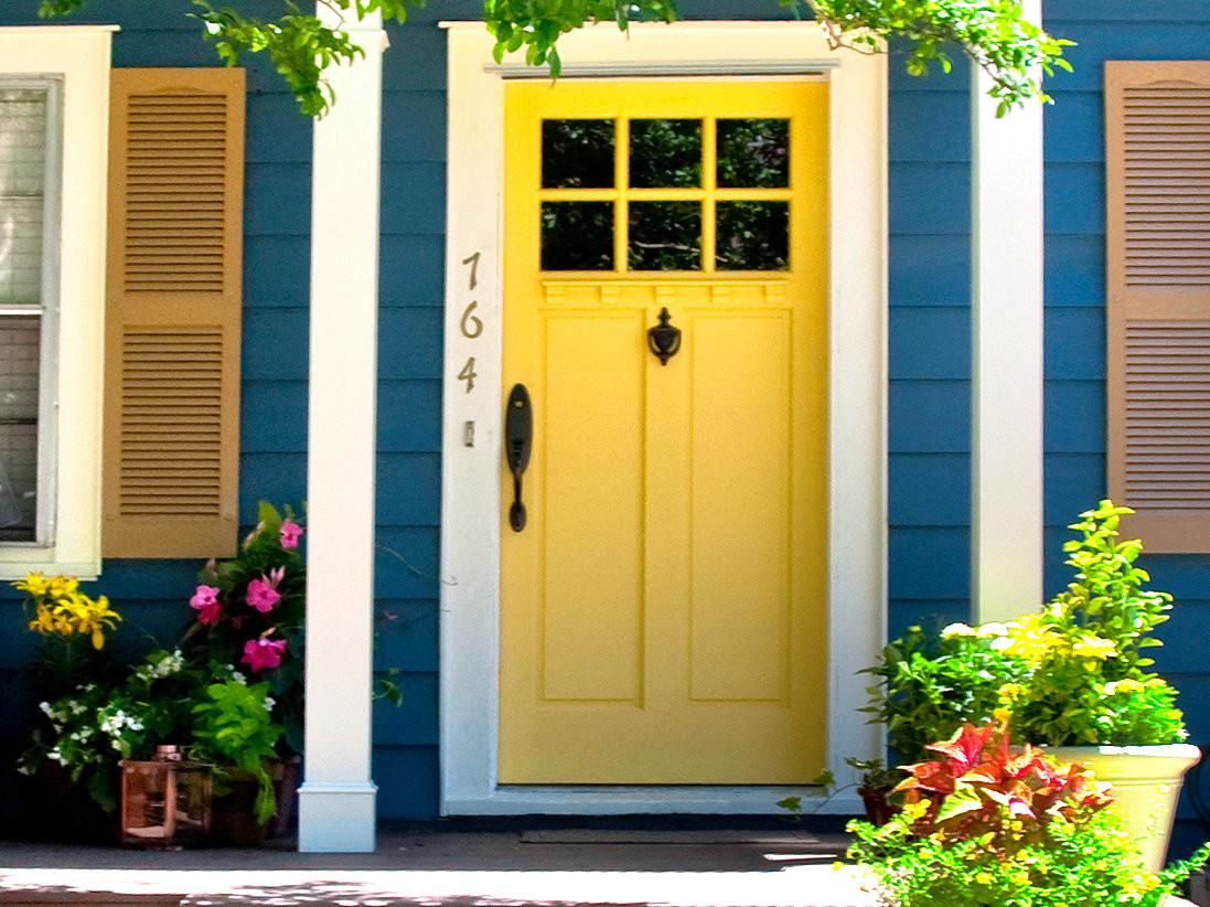 Exterior Painting Ideas Tips