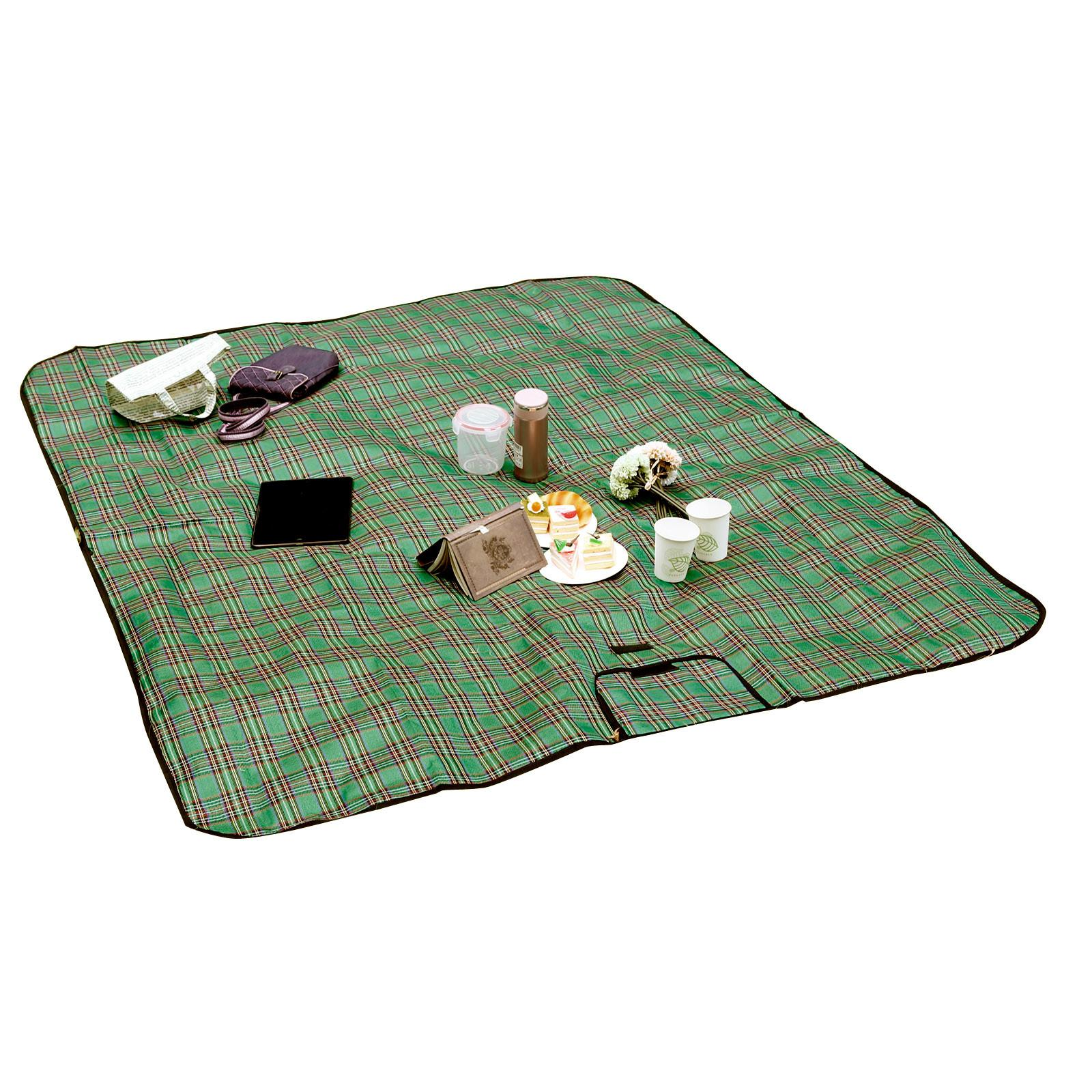 Extra Large Waterproof Picnic Mat Blanket Rug Travel