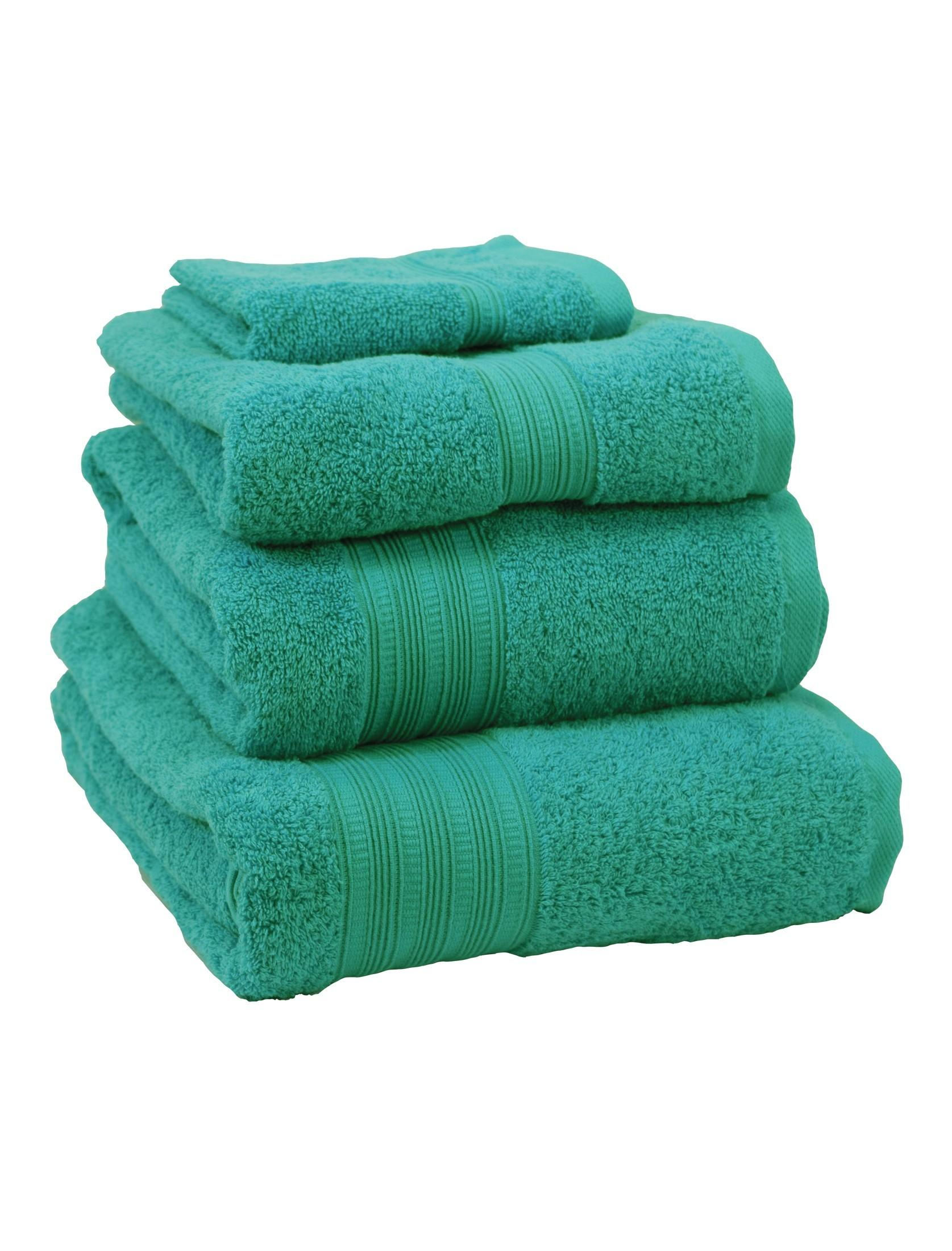 Extra Soft 100 Cotton Towels Teal Ponden Home
