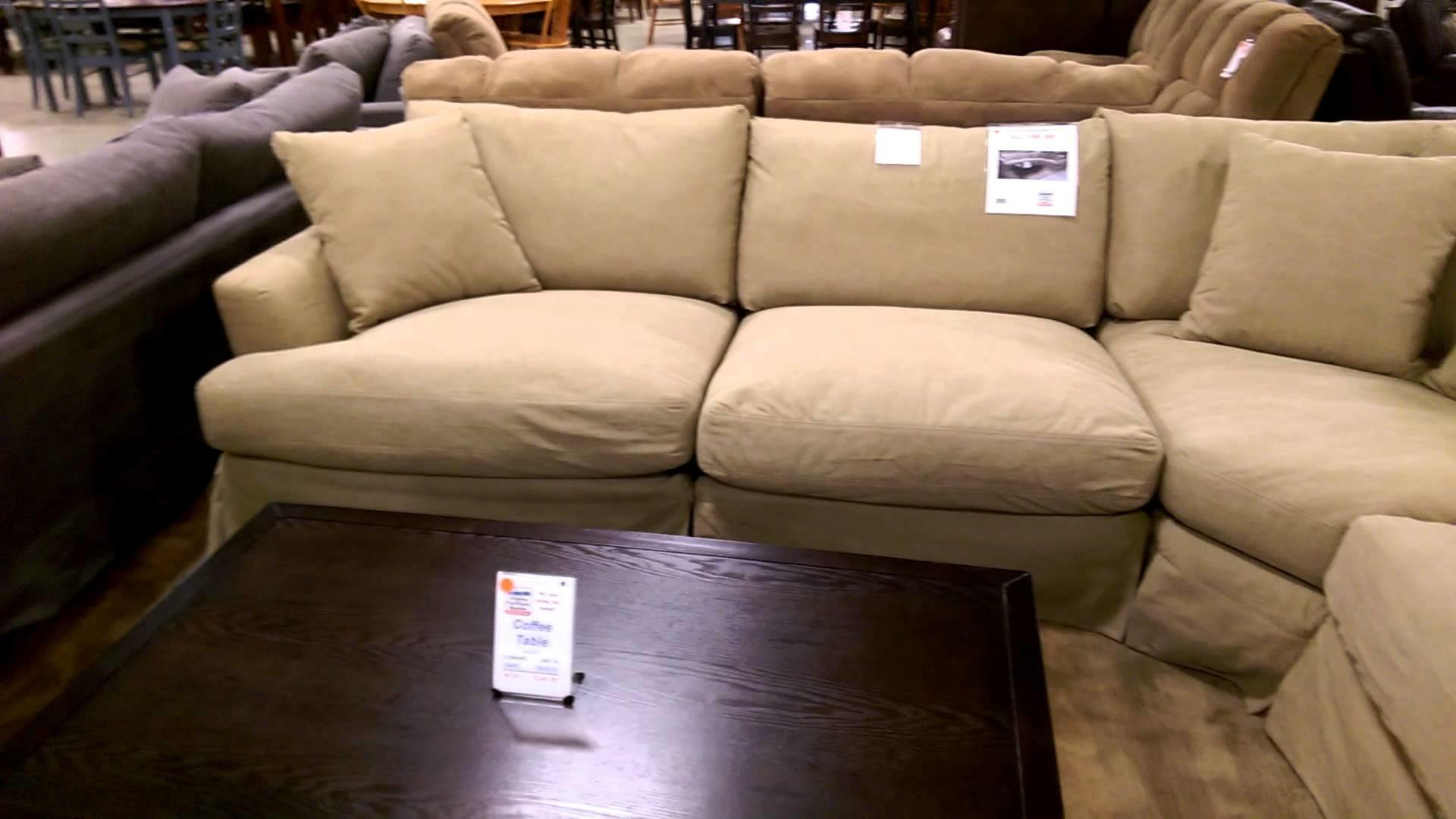 Extra Wide Living Room Furniture
