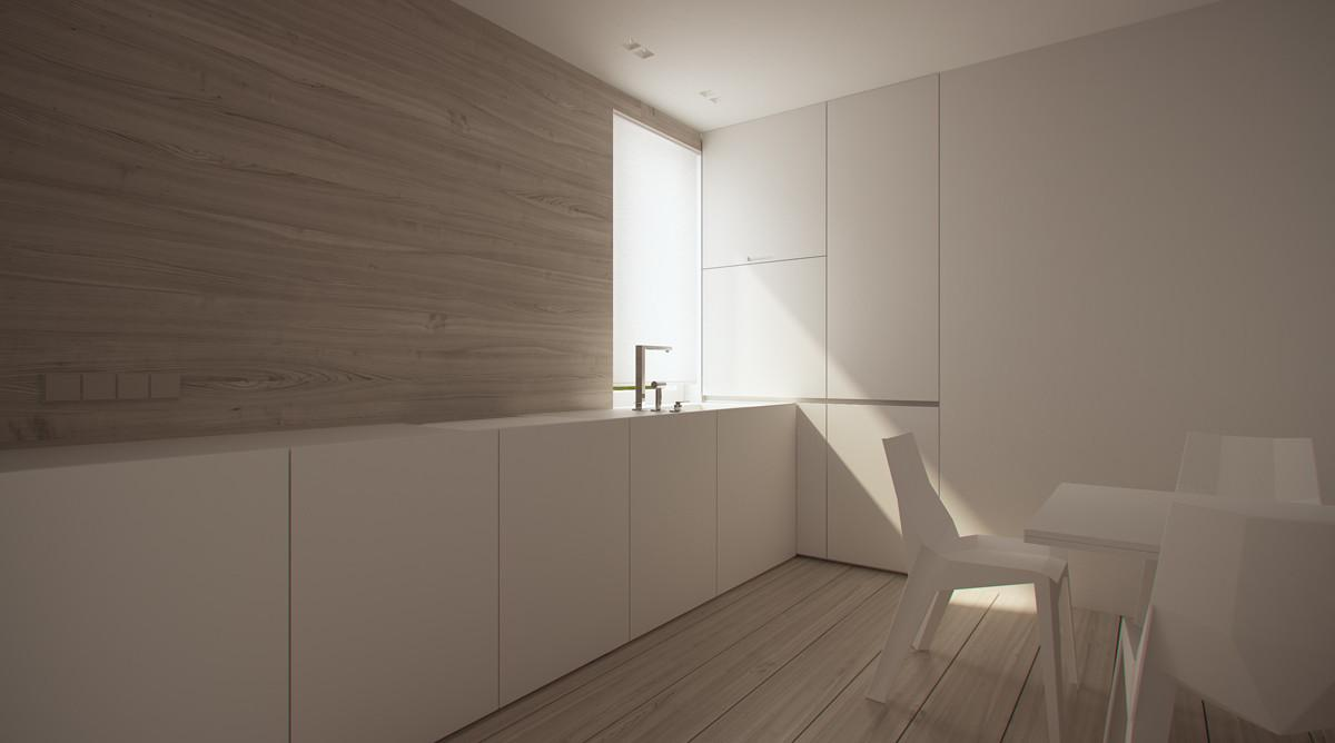 Extreme Minimal Design Interior Ideas