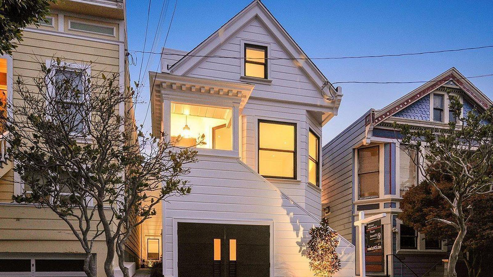 Extreme Noe Valley Victorian Renovation Asks Million