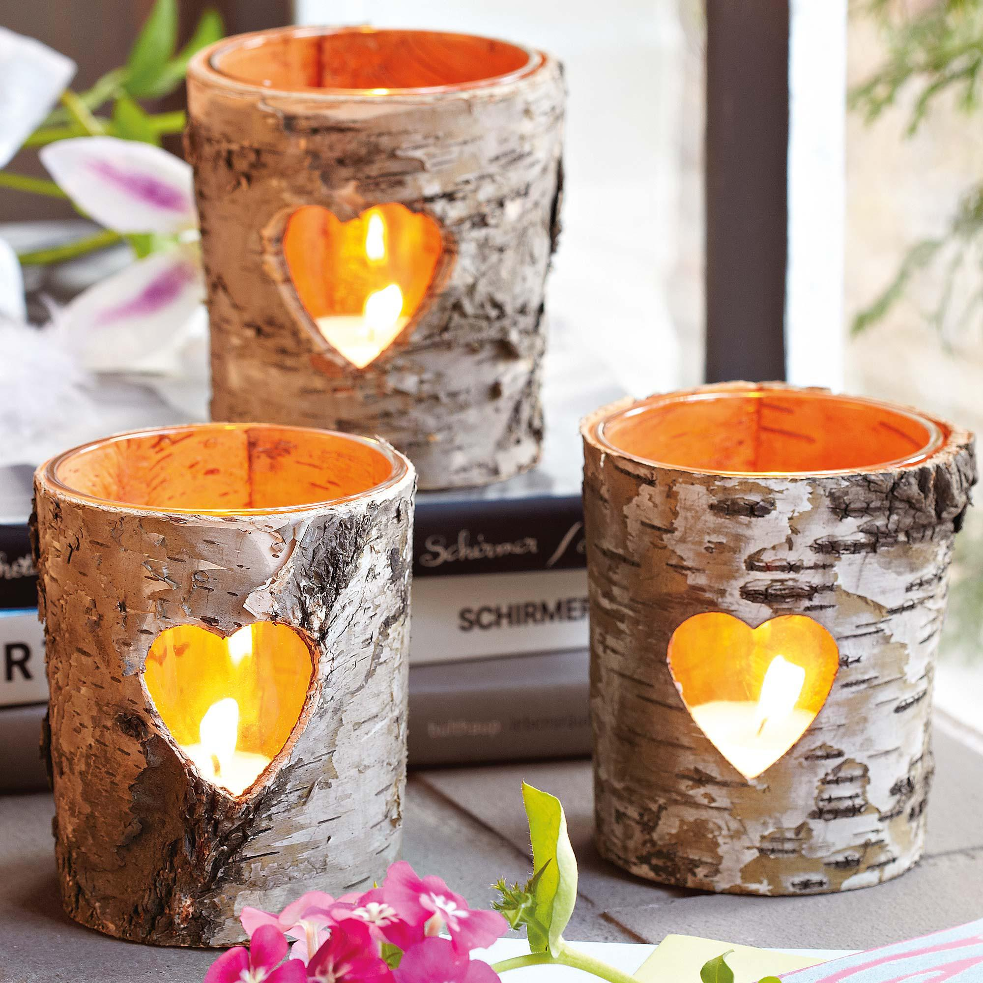 Extremely Clever Diy Candle Holder Projects Your Home