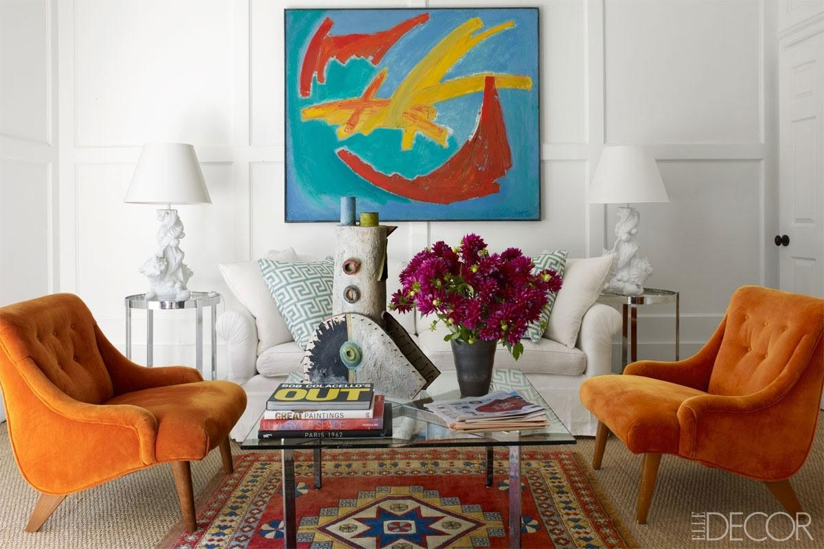 Eye Design Creating Preppy Eclectic Style Interiors
