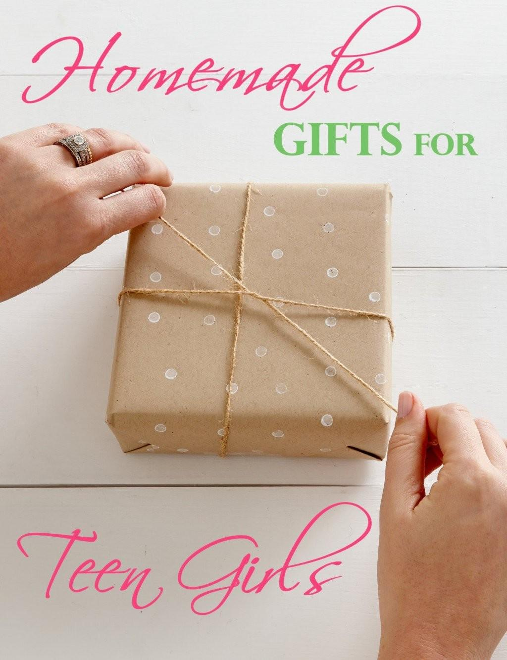 Fab Homemade Gifts Teen Girls Look Store Bought