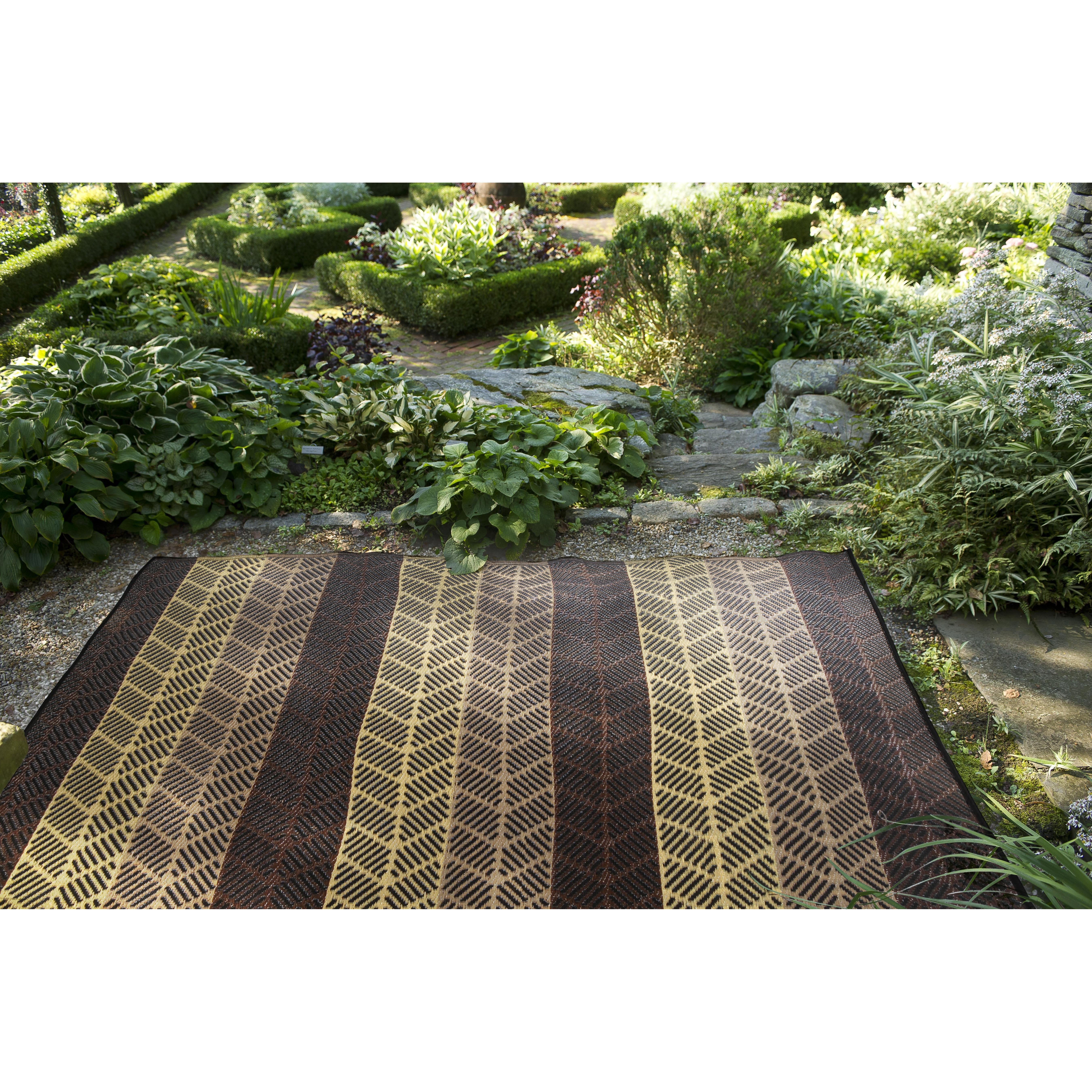 Fab Rugs Seattle World Indoor Outdoor Area Rug