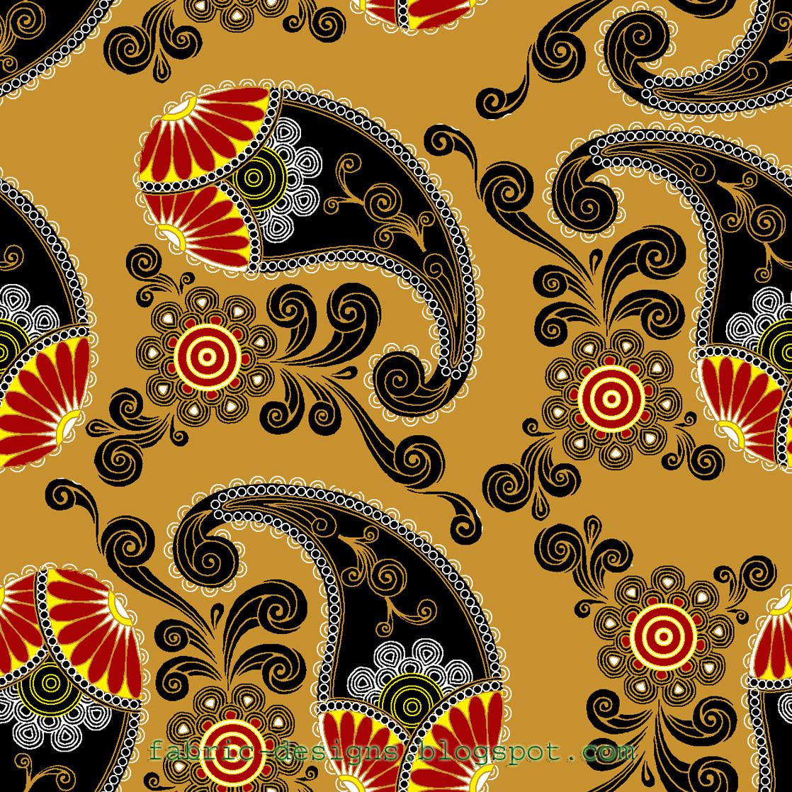 Fabric Designs Patterns Textile Royalty