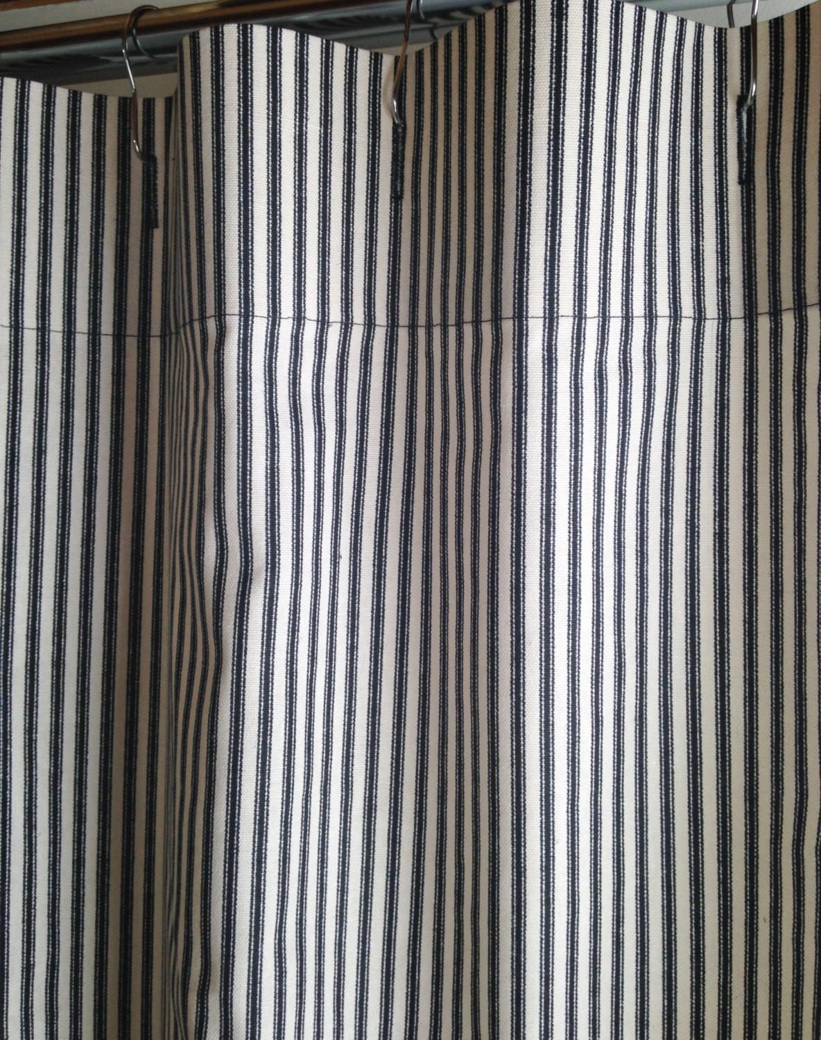 Fabric Shower Curtain High End Designers Waverly Timeless