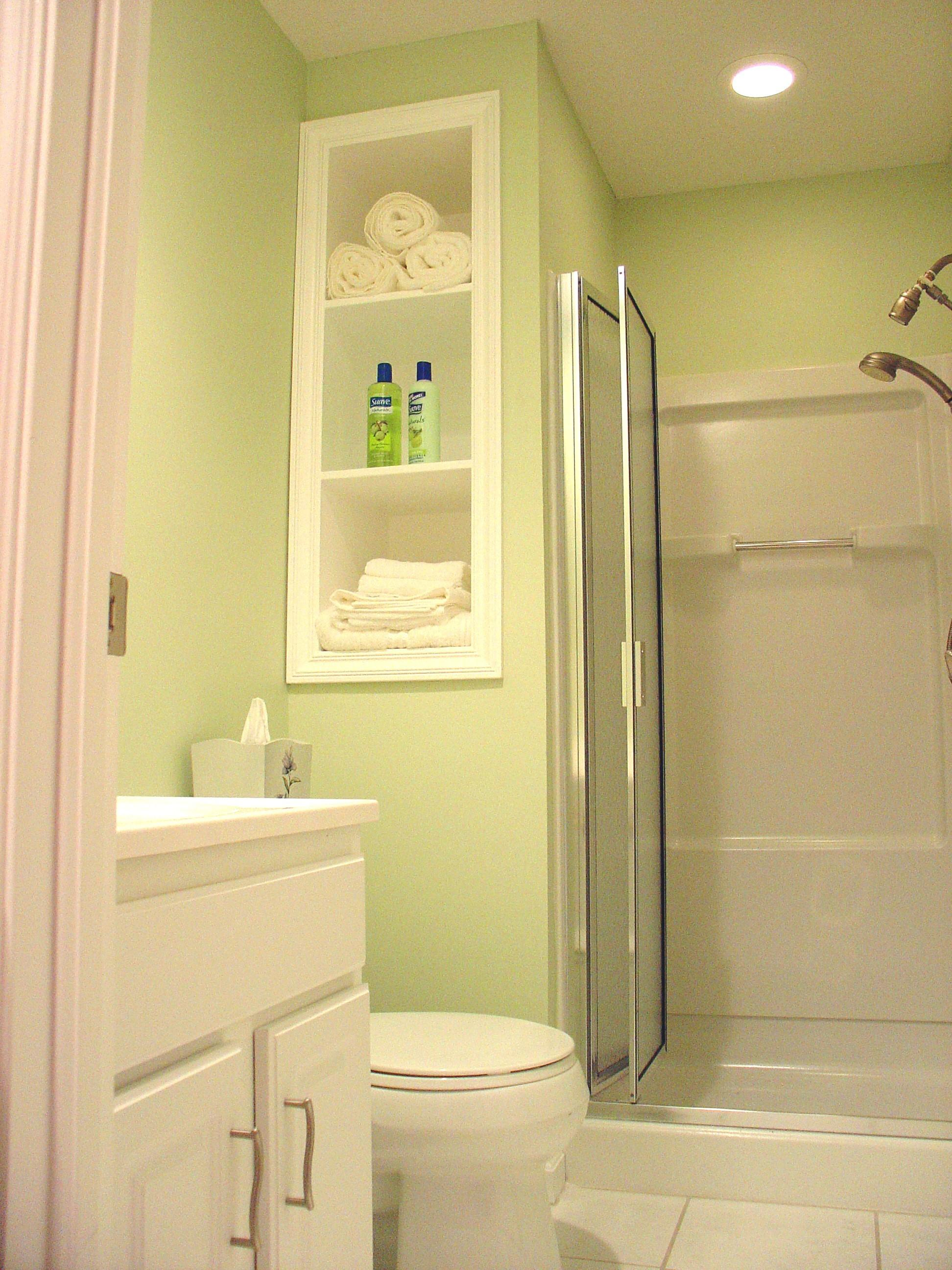 Fabulous Bathroom Small Spaces Designs House Remodel