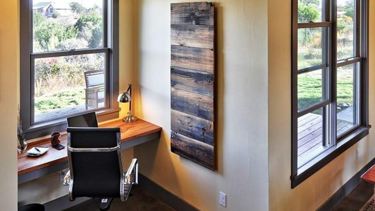 Fabulous Diy Wooden Pallet Wall Art Ideas