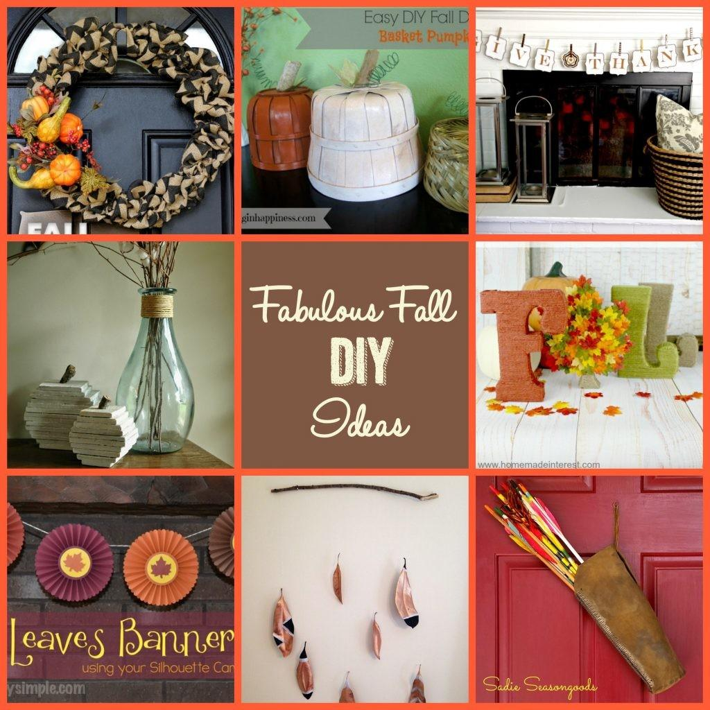 Fabulous Fall Diy Decorating Ideas Average But Inspired