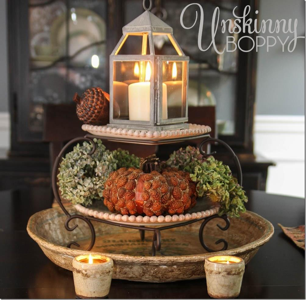Fabulous Fall Party Decorating Nature