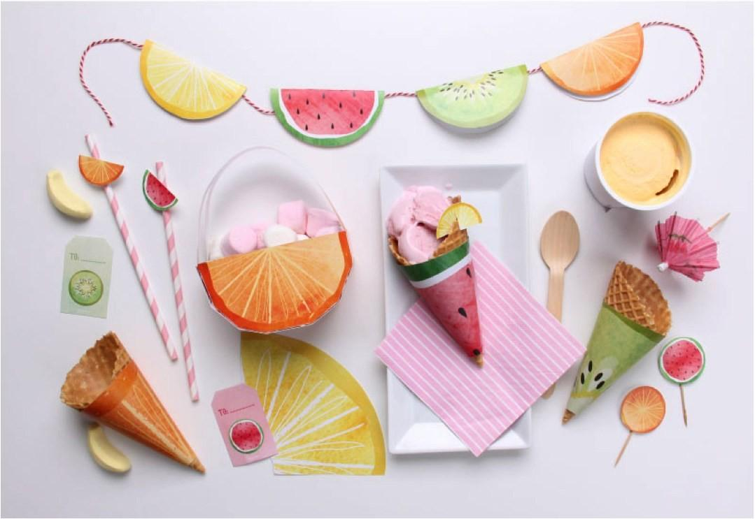 Fabulous Fruit Crafts Kids