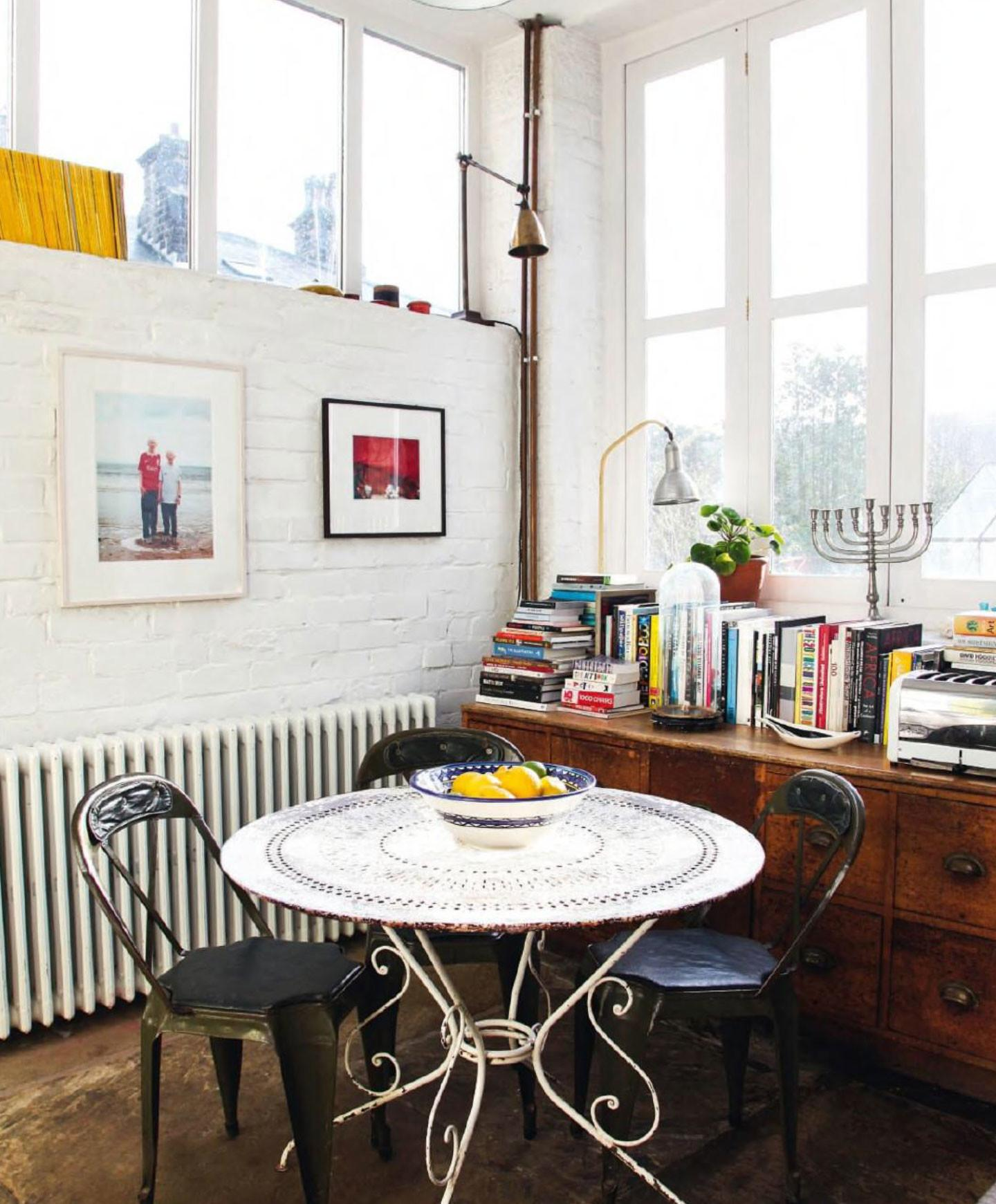 Fabulous Home Vintage Library Design Inspiration Feat