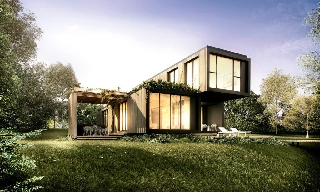 Fabulous Prefab Homes Shipping Container